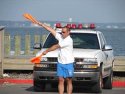 Truck semaphore