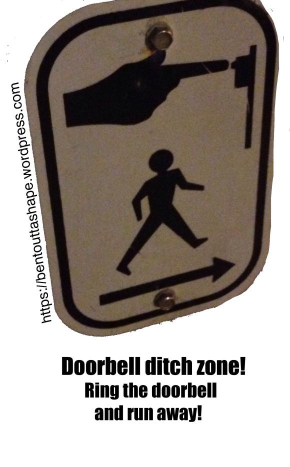 Doorbell Ditch