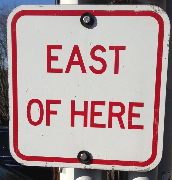East of Here