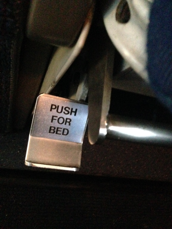 Push for bed